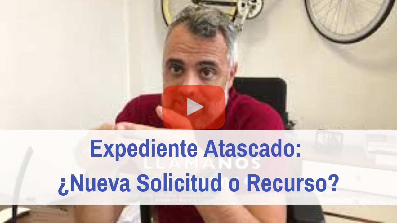 expediente atascado